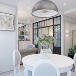 Интерьер квартиры в неоклассическом стиле