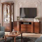 Безупречные оттенки для классической гостиной