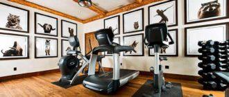 Минимальный набор тренажеров для домашнего спортивного зала