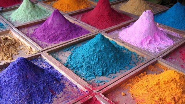 Порошковая краска по металлу - цвета на выбор