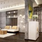 Проект интерьера малогабаритной квартиры