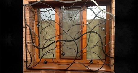 Решетки из металла на окна: советы по выбору