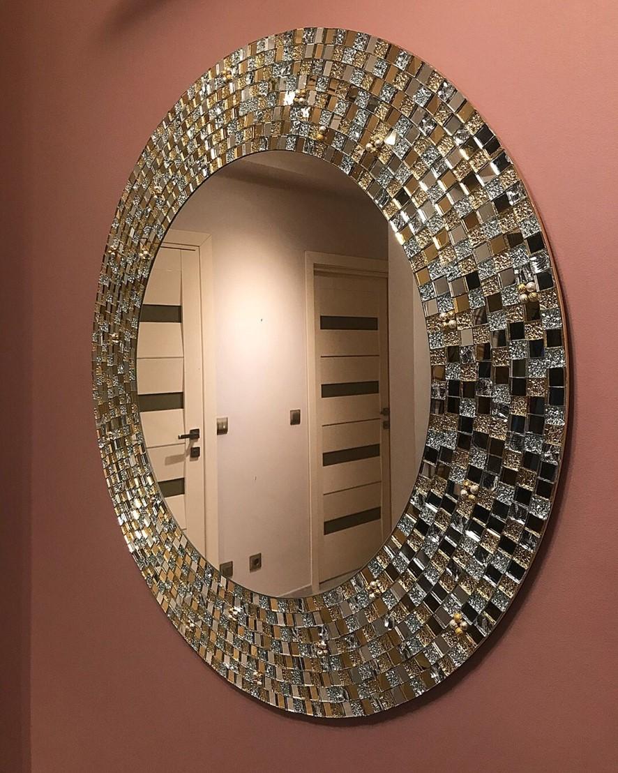 Зеркала и стекла в интерьере как способ создания уникального декора